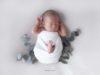 生後11日目新生児写真・ニューボーンフォト